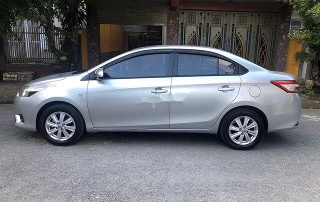 Cần bán xe Toyota Vios sản xuất 2014, một chủ từ mới 1