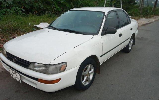 Bán xe Toyota Corolla đời 1992, màu trắng, nhập khẩu còn mới, 73 triệu1