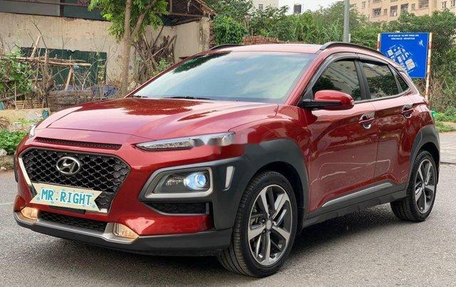 Cần bán lại xe Hyundai Kona sản xuất 2019, xe như mới11