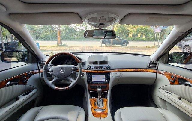 Bán Mercedes E280 năm sản xuất 2008, xe nhập7
