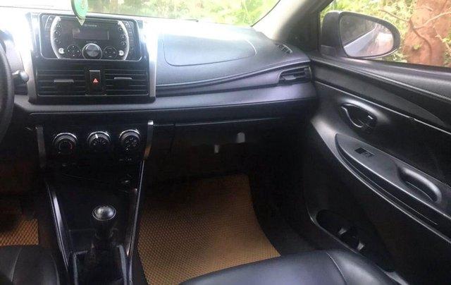 Cần bán xe Toyota Vios sản xuất 2014, một chủ từ mới 6