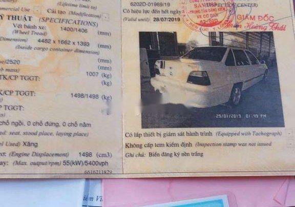 Bán xe Daewoo Cielo 1999, màu trắng, giá chỉ 28 triệu1