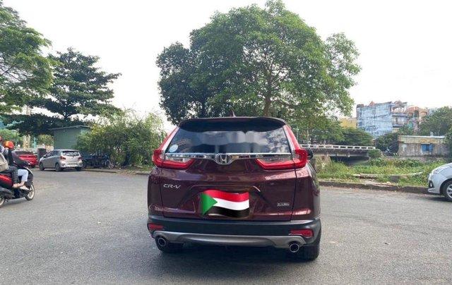 Cần bán gấp Honda CR V sản xuất năm 2018, nhập khẩu3