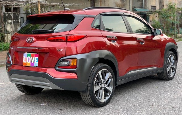 Cần bán lại xe Hyundai Kona sản xuất 2019, xe như mới5