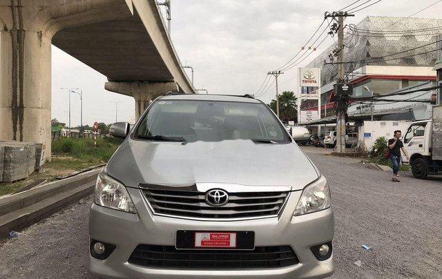 Bán Toyota Innova sản xuất năm 2013, số tự động, 490tr0