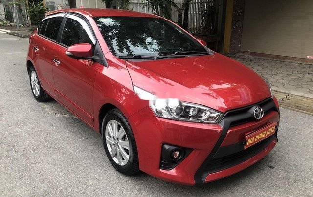 Bán ô tô Toyota Yaris sản xuất năm 2015, xe nhập, giá cạnh tranh0