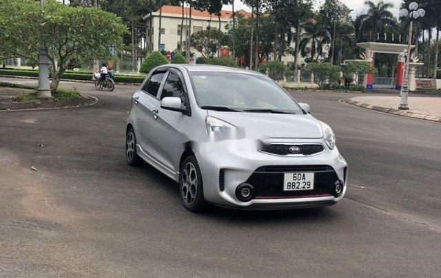 Bán ô tô Kia Morning sản xuất năm 2020, nhập khẩu, số tự động3