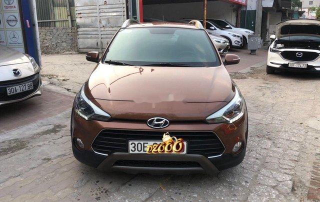 Bán Hyundai i20 Active năm 2015, nhập khẩu nguyên chiếc1