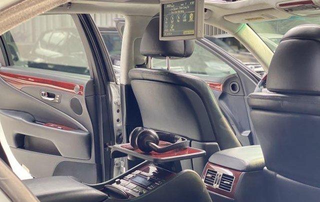 Bán ô tô Lexus LS600hL sản xuất năm 2007, màu xám, nhập khẩu  10