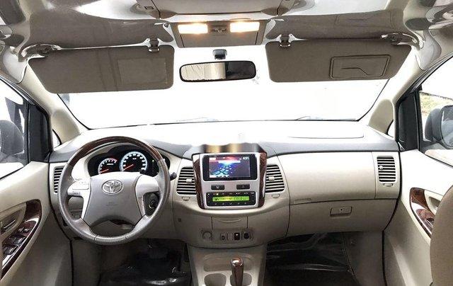 Bán Toyota Innova sản xuất năm 2013, số tự động, 490tr8