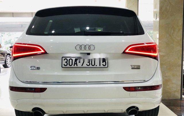 Bán Audi Q5 sản xuất 2015, nhập khẩu nguyên chiếc còn mới2