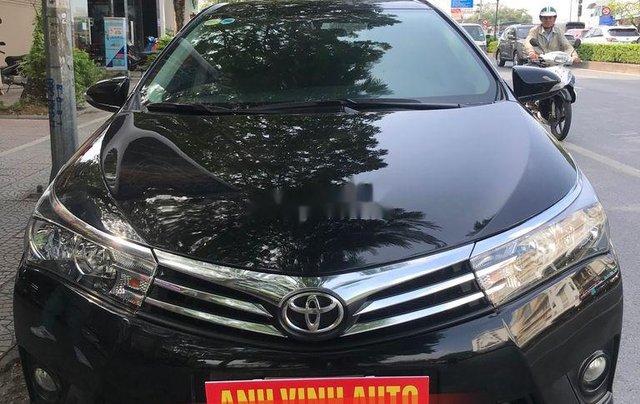 Bán Toyota Corolla Altis sản xuất năm 2017 còn mới giá cạnh tranh0