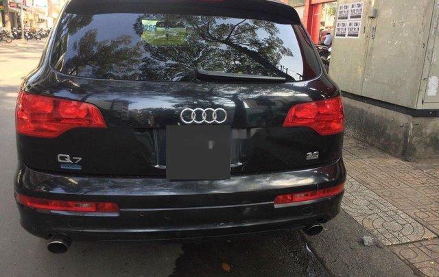 Cần bán lại xe Audi Q7 sản xuất năm 2009, nhập khẩu còn mới, giá 580tr1