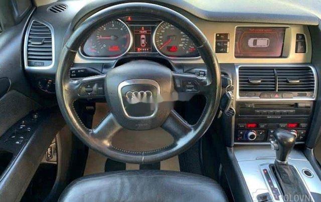 Cần bán lại xe Audi Q7 sản xuất năm 2009, nhập khẩu còn mới, giá 580tr3