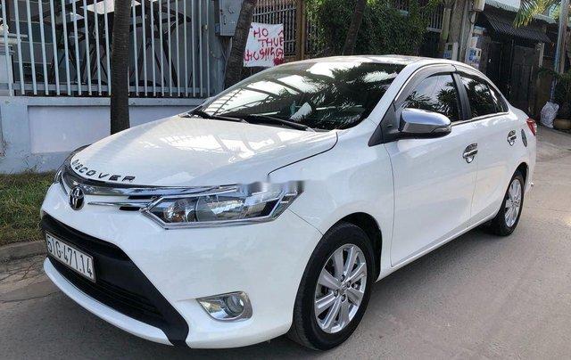 Cần bán lại xe Toyota Vios sản xuất 2017 còn mới1