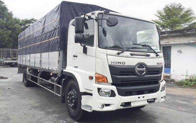 Xe tải Hino FC - FG serri 500 mới chính hãng - góp 150 triệu - xe sẵn - giao ngay - đóng thùng theo nhu cầu1