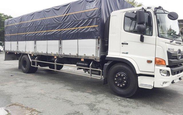 Xe tải Hino FC - FG serri 500 mới chính hãng - góp 150 triệu - xe sẵn - giao ngay - đóng thùng theo nhu cầu2