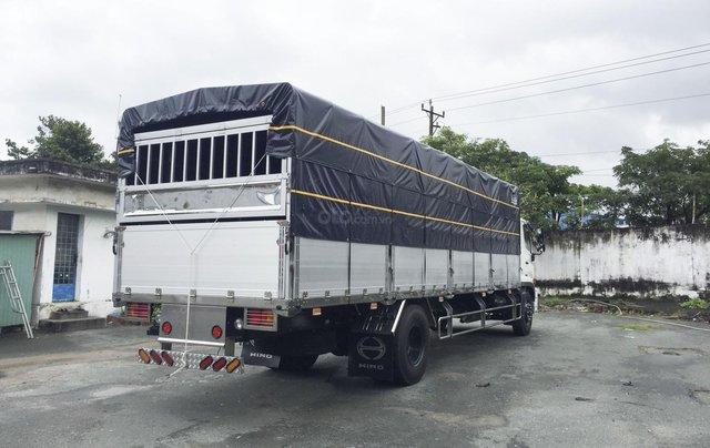 Xe tải Hino FC - FG serri 500 mới chính hãng - góp 150 triệu - xe sẵn - giao ngay - đóng thùng theo nhu cầu3