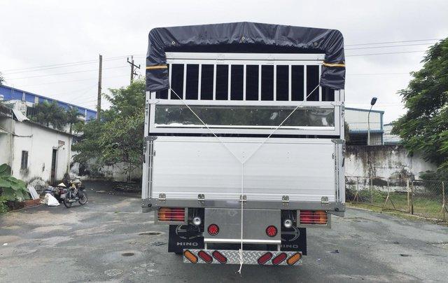 Xe tải Hino FC - FG serri 500 mới chính hãng - góp 150 triệu - xe sẵn - giao ngay - đóng thùng theo nhu cầu4