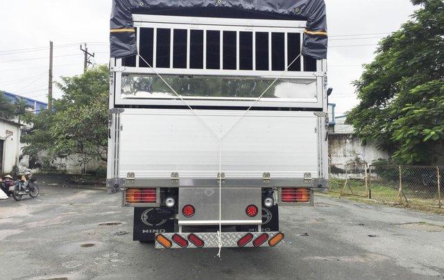 Xe tải Hino FC - FG serri 500 mới chính hãng - góp 150 triệu - xe sẵn - giao ngay - đóng thùng theo nhu cầu5