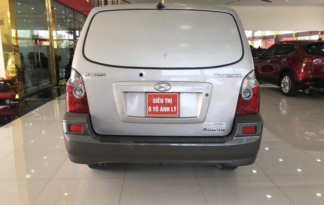 Bán Hyundai Terracan năm sản xuất 2003, màu bạc, nhập khẩu Hàn Quốc1