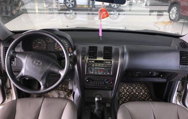 Bán Hyundai Terracan năm sản xuất 2003, màu bạc, nhập khẩu Hàn Quốc6