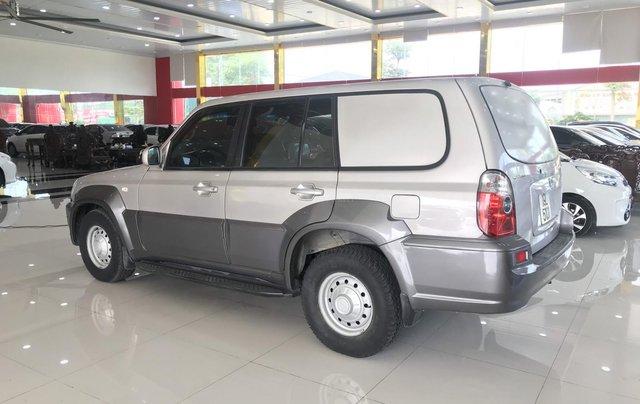 Bán Hyundai Terracan năm sản xuất 2003, màu bạc, nhập khẩu Hàn Quốc4