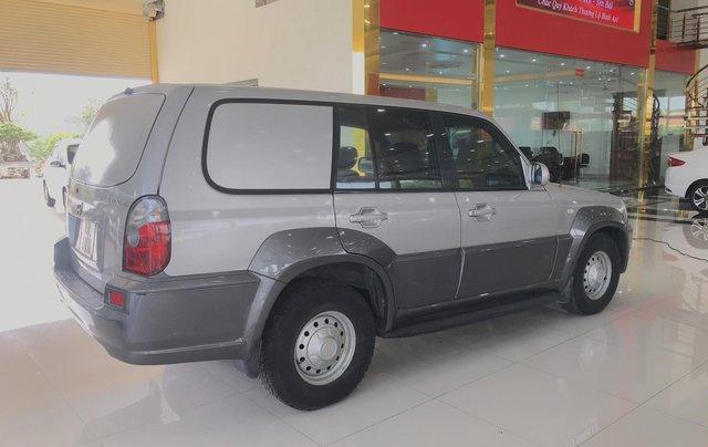 Bán Hyundai Terracan năm sản xuất 2003, màu bạc, nhập khẩu Hàn Quốc5