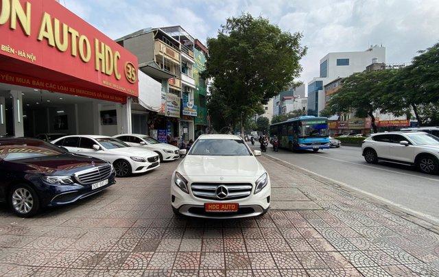 Bán xe Mercedes-Benz GLA200 sản xuất 2015 đăng ký 2016 nhập khẩu, đi chuẩn 50.000 km cực mới0
