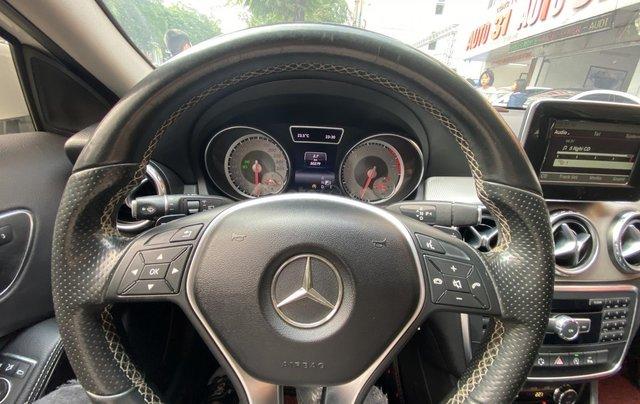 Bán xe Mercedes-Benz GLA200 sản xuất 2015 đăng ký 2016 nhập khẩu, đi chuẩn 50.000 km cực mới11