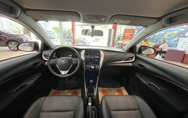 Bán xe Toyota Vios E - MT 2020 - xe mới 100%, xe về kịp giảm 50% thuế4