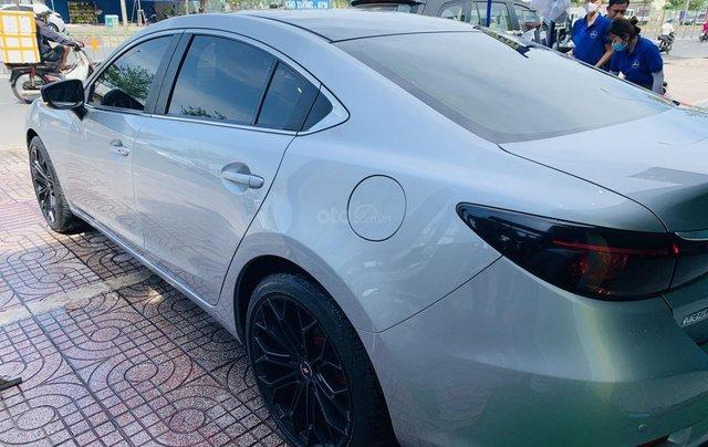 Mazda 6 2.0 Premium đăng ký 2017, màu bạc giá tốt4