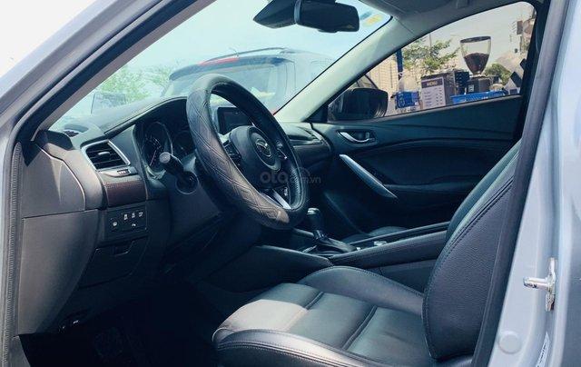 Mazda 6 2.0 Premium đăng ký 2017, màu bạc giá tốt10