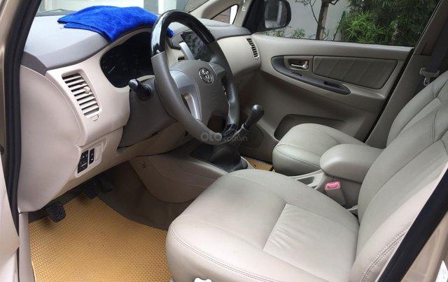 Chính chủ tôi cần bán Toyota Innova 2.0E 2014 số sàn8