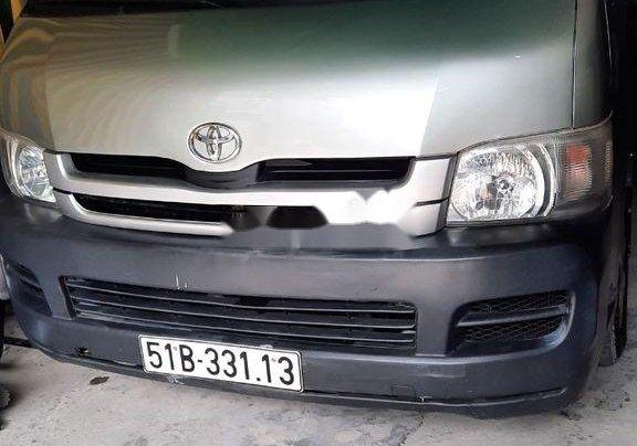 Bán Toyota Hiace năm sản xuất 2007 còn mới giá cạnh tranh0