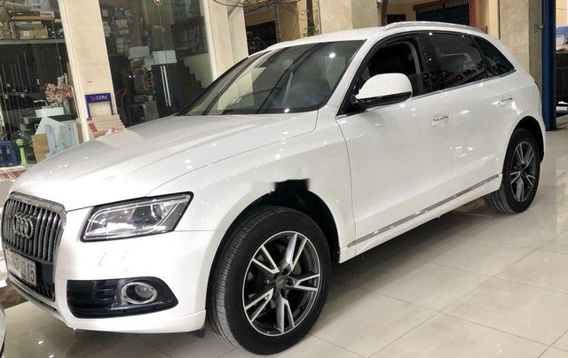 Bán Audi Q5 sản xuất 2015, nhập khẩu nguyên chiếc còn mới3
