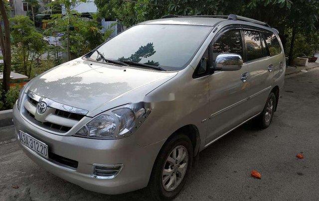 Bán ô tô Toyota Innova sản xuất năm 2007 còn mới0