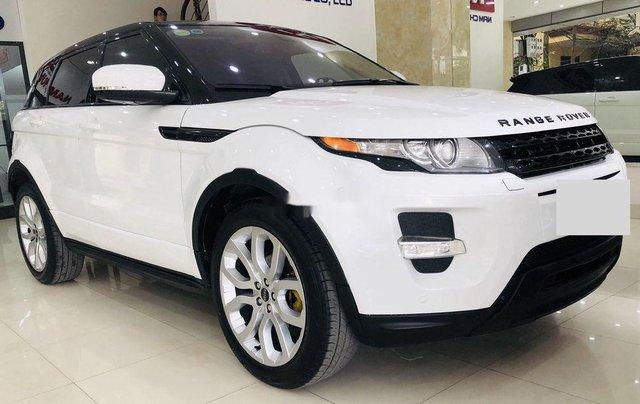 Bán LandRover Range Rover đời 2011, hai màu, nhập khẩu nguyên chiếc còn mới1