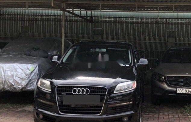 Cần bán lại xe Audi Q7 sản xuất năm 2009, nhập khẩu còn mới, giá 580tr0