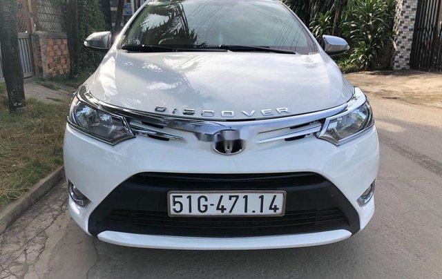 Cần bán lại xe Toyota Vios sản xuất 2017 còn mới0