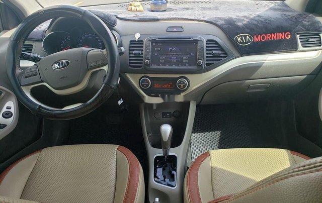 Bán Kia Morning sản xuất 2018 còn mới, giá chỉ 345 triệu6