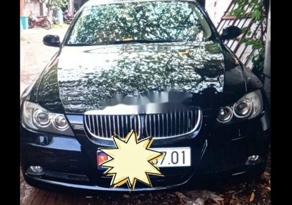 Cần bán lại xe BMW 3 Series sản xuất năm 2008, nhập khẩu nguyên chiếc còn mới0