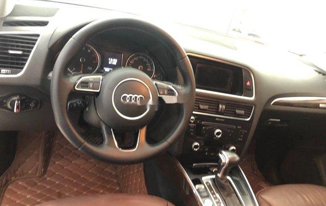 Bán Audi Q5 sản xuất 2015, nhập khẩu nguyên chiếc còn mới4