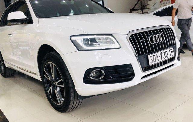 Bán Audi Q5 sản xuất 2015, nhập khẩu nguyên chiếc còn mới0
