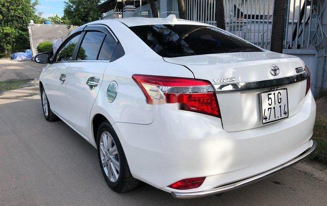 Cần bán lại xe Toyota Vios sản xuất 2017 còn mới9