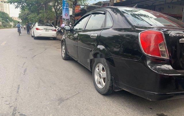Cần bán xe Daewoo Lacetti năm 2008, màu đen còn mới1