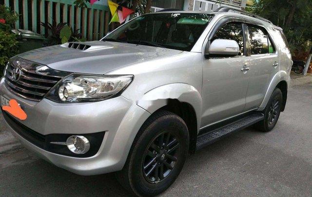 Xe Toyota Fortuner năm sản xuất 2015, nhập khẩu còn mới2