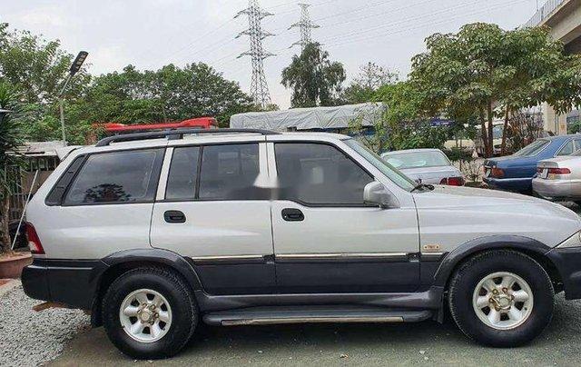 Cần bán lại xe Ssangyong Musso sản xuất năm 2004 còn mới2