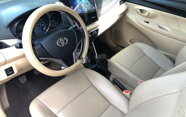 Cần bán lại xe Toyota Vios sản xuất 2017 còn mới6