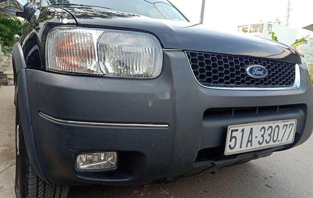 Bán Ford Escape sản xuất năm 2002, màu đen còn mới7